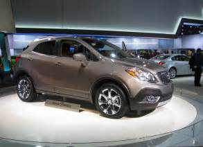 Who Makes Buick Encore Buick Encore The About Cars