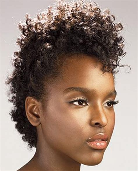 Black Mohawk Hairstyles by Hairstyles For Black Haircuts