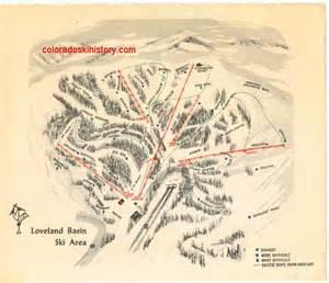 map loveland colorado the history of loveland ski area