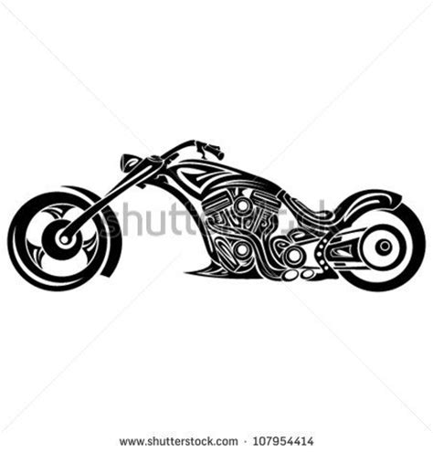tribal motorcycle tattoos 77 best images about harley davidson on