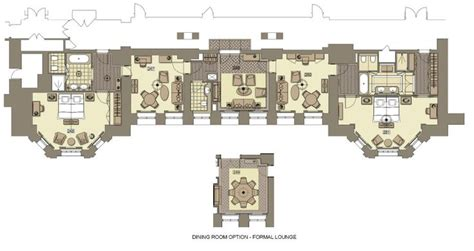 luxury hotel suite floor plans 690 best images about floor plans i like on pinterest