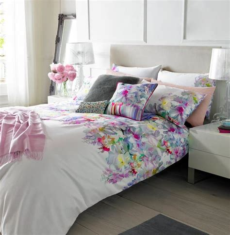 home design brand bedding in bed with ted baker and his brand new spring summer 2016