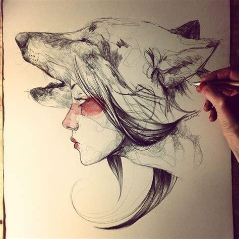 best 25 watercolor wolf ideas on pinterest wolf