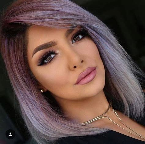 salt and pepper hair styles for hispanic women 10 coloraciones de pelo que est 225 n de moda esta temporada y