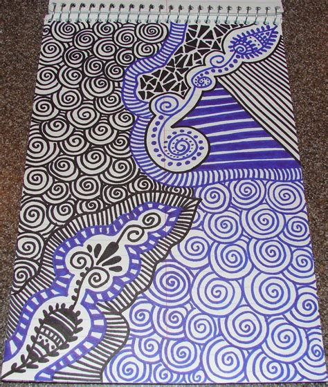 daily zen doodle 17 best images about colorful zentangles and doodles on