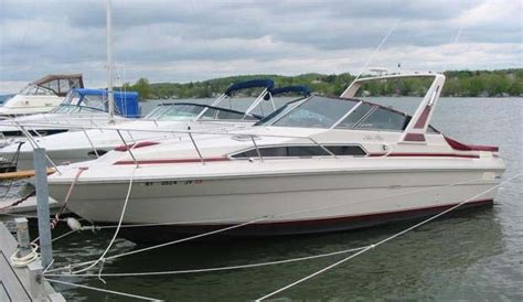 buy a boat rochester ny for sale used 1988 sea ray 270da in rochester new york