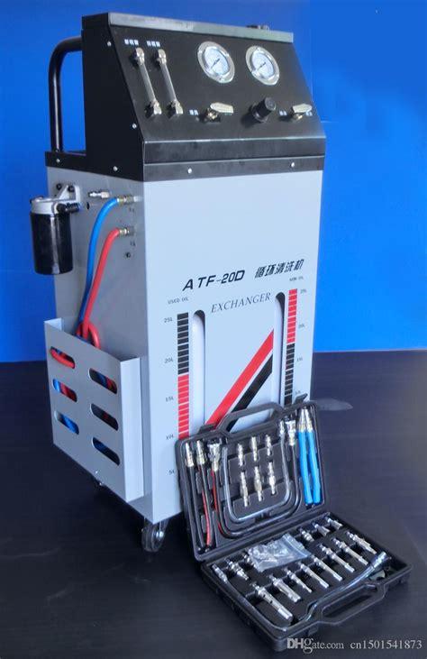 auto transmission flush machineautomatic transmission fluid exchange system atf exchanger