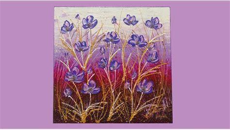 dipinti di fiori moderni vendita quadri quadri moderni quadri astratti