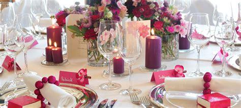 Tischdeko Hochzeit Grün Pink by Schlafzimmer Einrichtung Modern