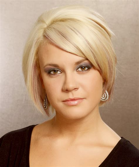 formal hairstyles bobs short straight formal bob hairstyle with side swept bangs