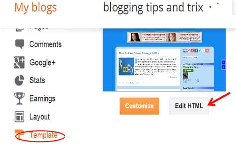 blogspot tutorial blogger tips n tricks changing quot post a comment quot with image and text blogging