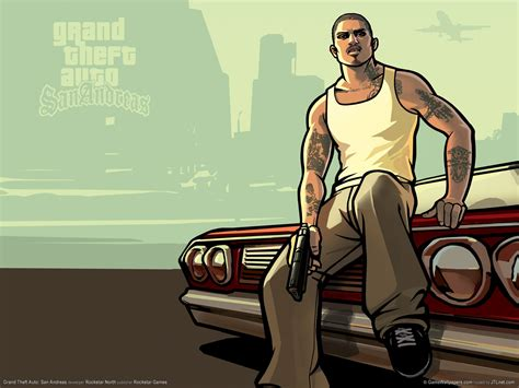 Ground Theft Auto by Arjun Girotra Grand Theft Auto San Andreas