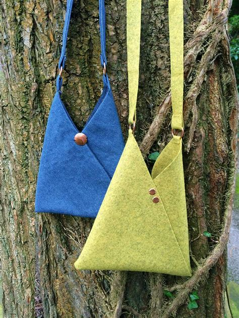 Origami Bag Pattern - origami bag free sewing pattern 187 bernina