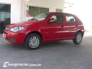 Fiat Palio Mileage Palio 2008 Vermelho 4 Portas Images