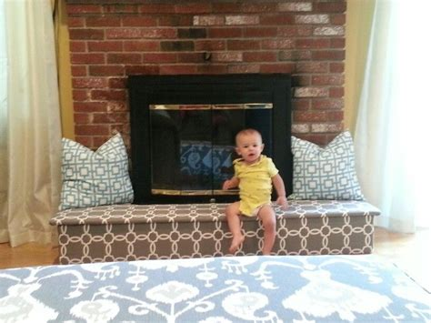 baby proofing fireplace hearth childproofing the fireplace hearth in comfort and style