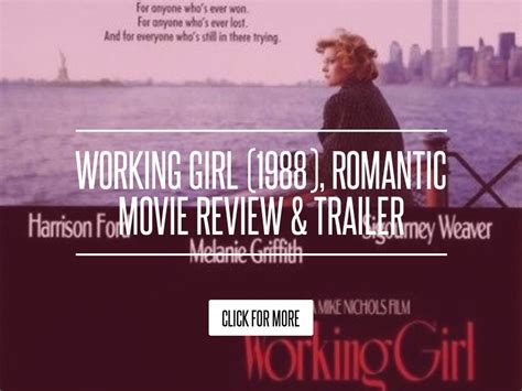 Working 1988 Review And Trailer working 1988 review trailer