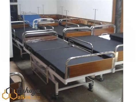 Bed Partus Stainless Steel jual ranjang pasien rawat inap cahaya alkes