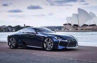 Lexus Lc Lexus Lf Lc Inspired Production Car Confirmed Not Lfa