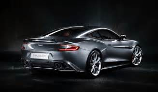 Aston Martin Vanqish Aston Martin Vanquish 2012 Flagship Revealed Slashgear