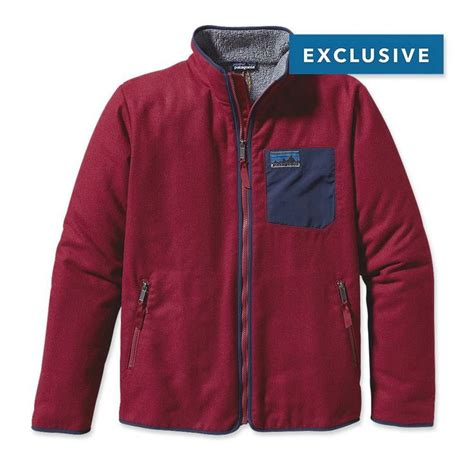 in patagonia 40th anniversary edition books patagonia special edition mesclun retro x jacket from