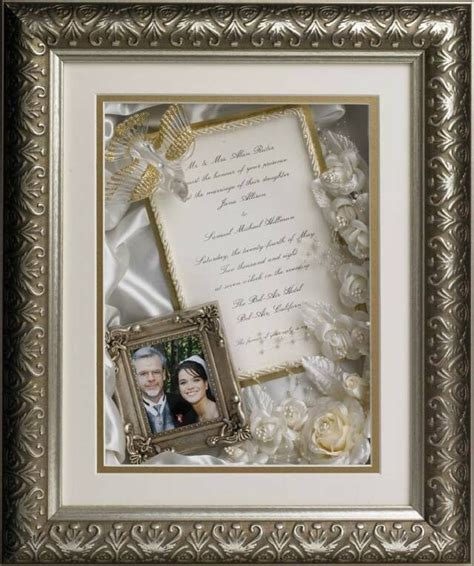 Wedding Shadow Box Ideas by 1000 Images About 50th Wedding Anniversary On
