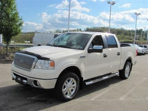 2008 Ford F150 Specs by 2008 Ford F150 Lariat Supercrew 4x4 Data Info And Specs