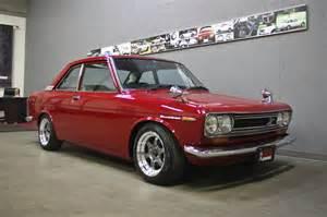 Nissan Bluebird Jdm 1971 Nissan Bluebird 1600 Sss Coupe Sold Jdm Legends