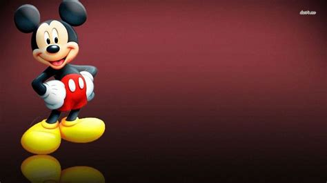mickey mouse powerpoint template mickey plantillas ppt
