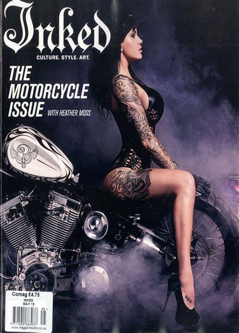 Inked Magazine by Inked Magazine Subscription Buy At Newsstand Co Uk