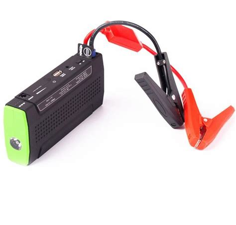 mah  usb car charger rechargeable portable multi function car power supply jump starter