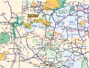 map of northern arizona northern arizona maplets