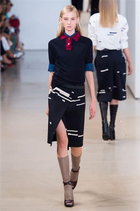Milan Fashion Week Burberry Jil Sander by Jil Sander At Milan Fashion Week 2015 Livingly