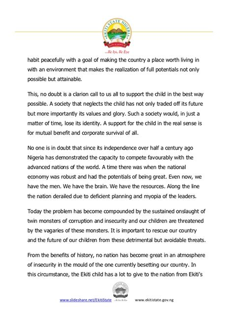 s day monologue childrens day speech