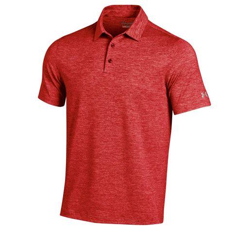 Tshirt Polo Armour Golf armour elevated polo golf shirt mens new