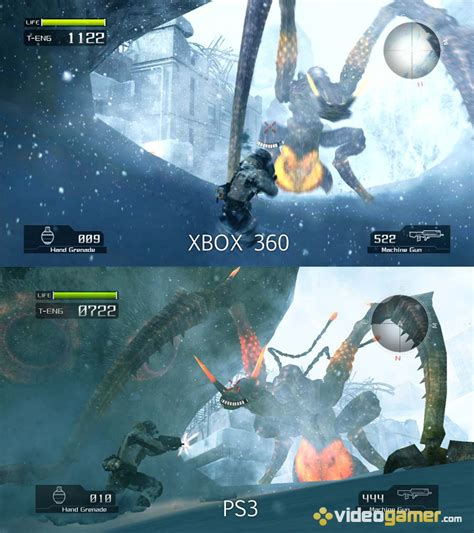 top ps3 graphics vs xbox360 ps3 graphics elec intro website