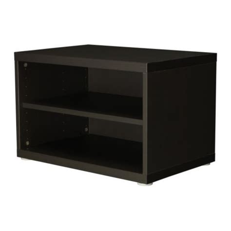 ikea besta feet best 197 shelf unit height extension unit black brown