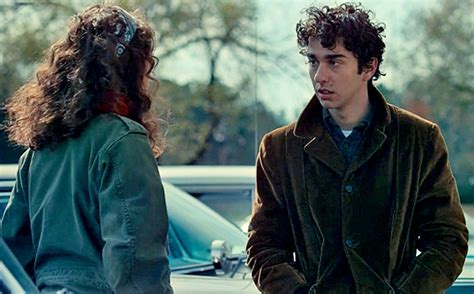 alex wolff comin thro the rye coming through the rye alex wolff wants to run away in