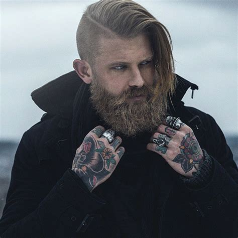 nordic hairstyles men 25 best ideas about viking men on pinterest long haired