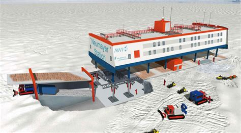 South Ridge Floor Plans by Grand Designs New Antarctic Research Stations For The Ipy