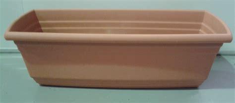 terracotta window box planter trough planter window box plastic terracotta effect 20