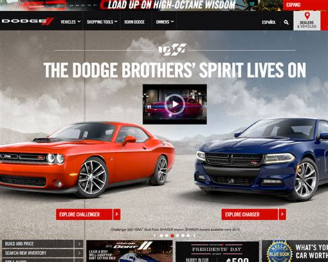 33 engaging automobile website designs to inspire you