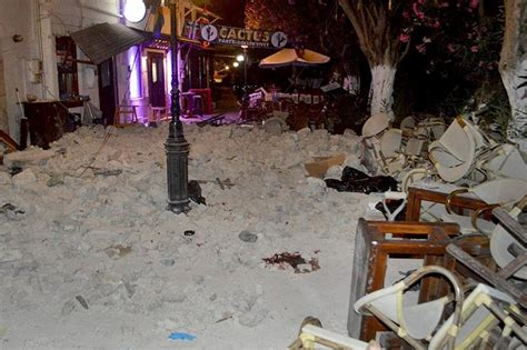 earthquake kos magnitude 6 6 earthquake hits turkey s west coast greek