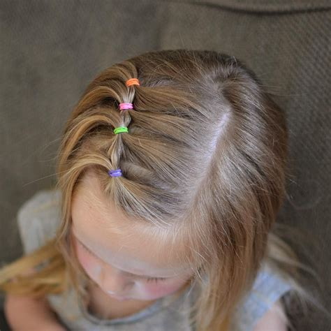 little girl hairstyles easy to do super cute and easy toddler hairstyle girls hairstyle