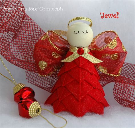 patterns christmas decorations sew no sew quilted angel ornament kit and instructions jewel