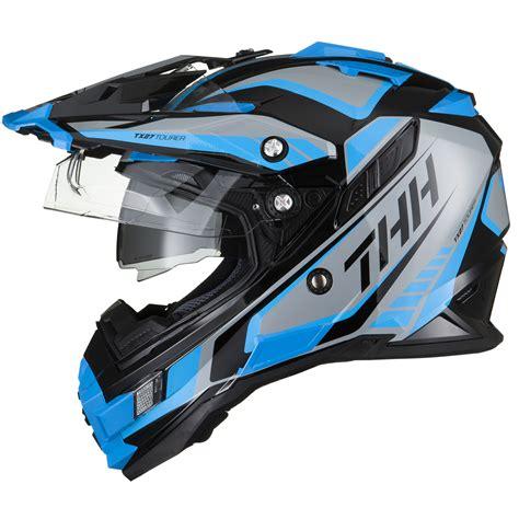 thh motocross helmet thh tx 27 3 tourer dual sports mx helmet motocross off