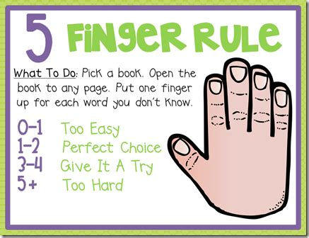 the fit books five finger rule a year of many firsts