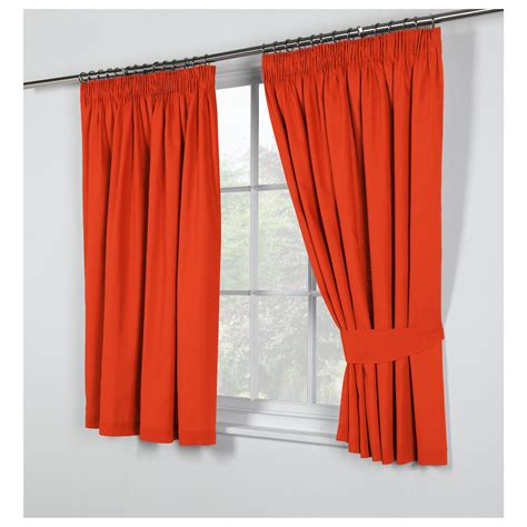 red kids curtains myshop
