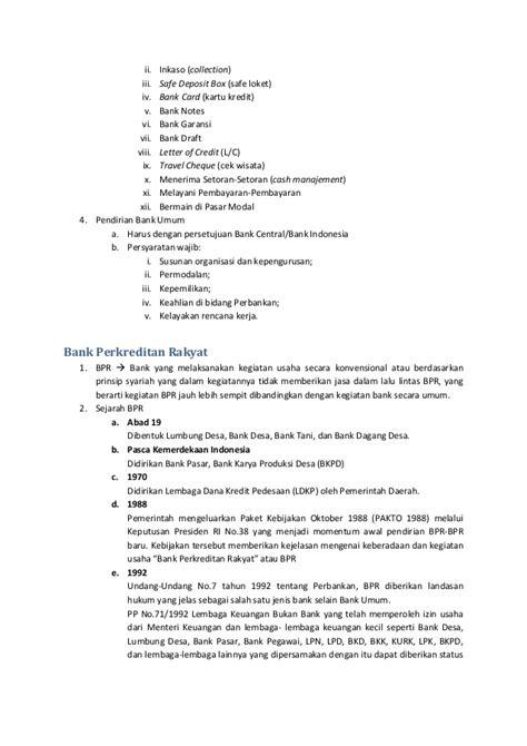 Letter Of Credit Konvensional modul kuis bank dan lembaga keuangan lainnya