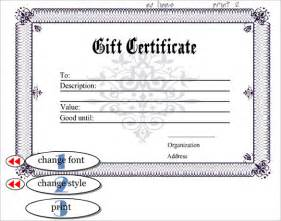 novelty birth certificate template sle certificate template 21 free word pdf documents