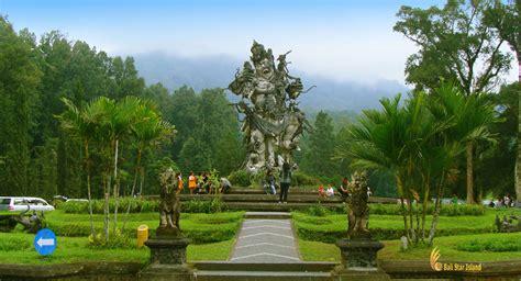 Bali Botanic Gardens Bali Botanical Garden Kebun Raya Eka Karya Bedugul